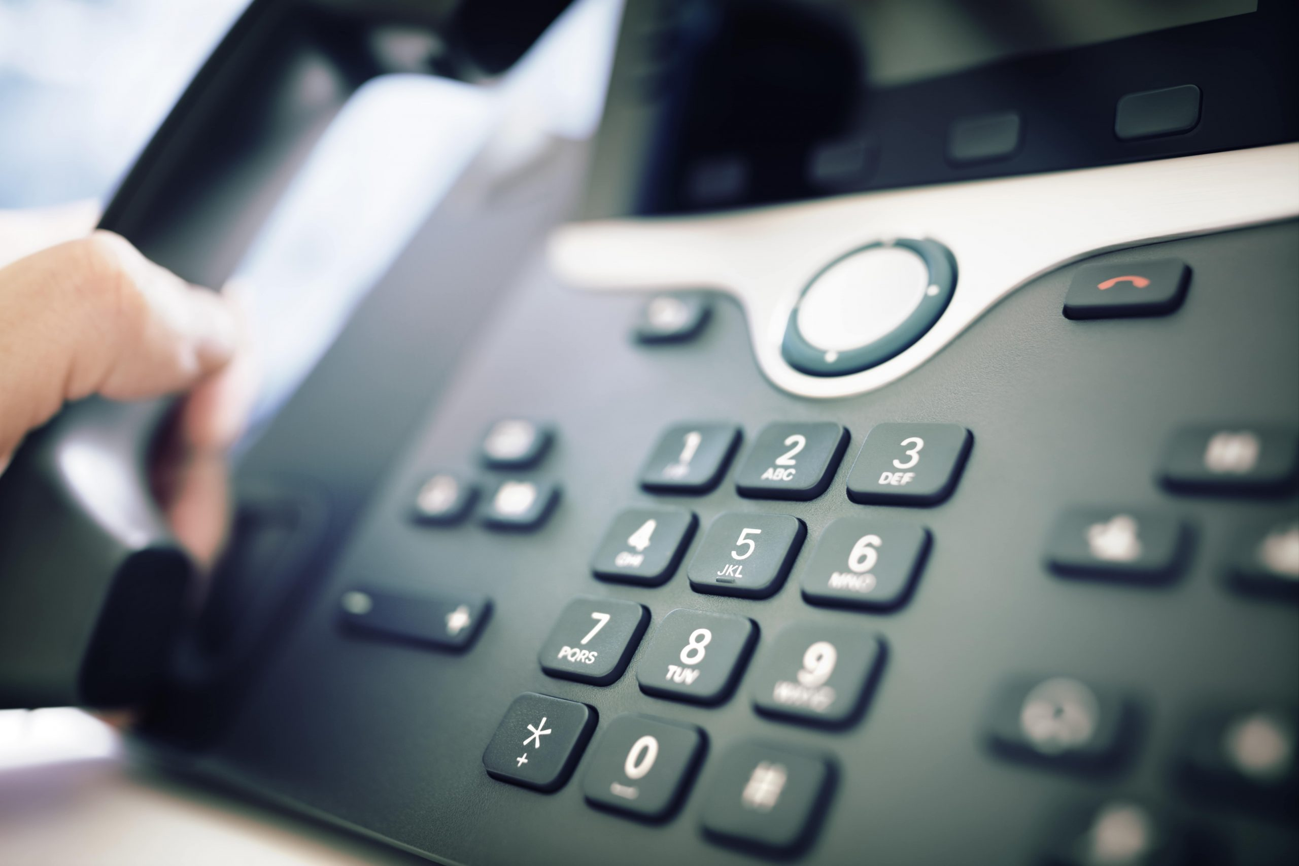 Voice Over IP Telephone Service